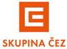Sponzor Skupina ČEZ - logo