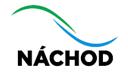 Sponzor Město Náchod - logo